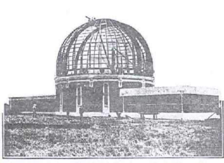 Observatory Construction-Drawing